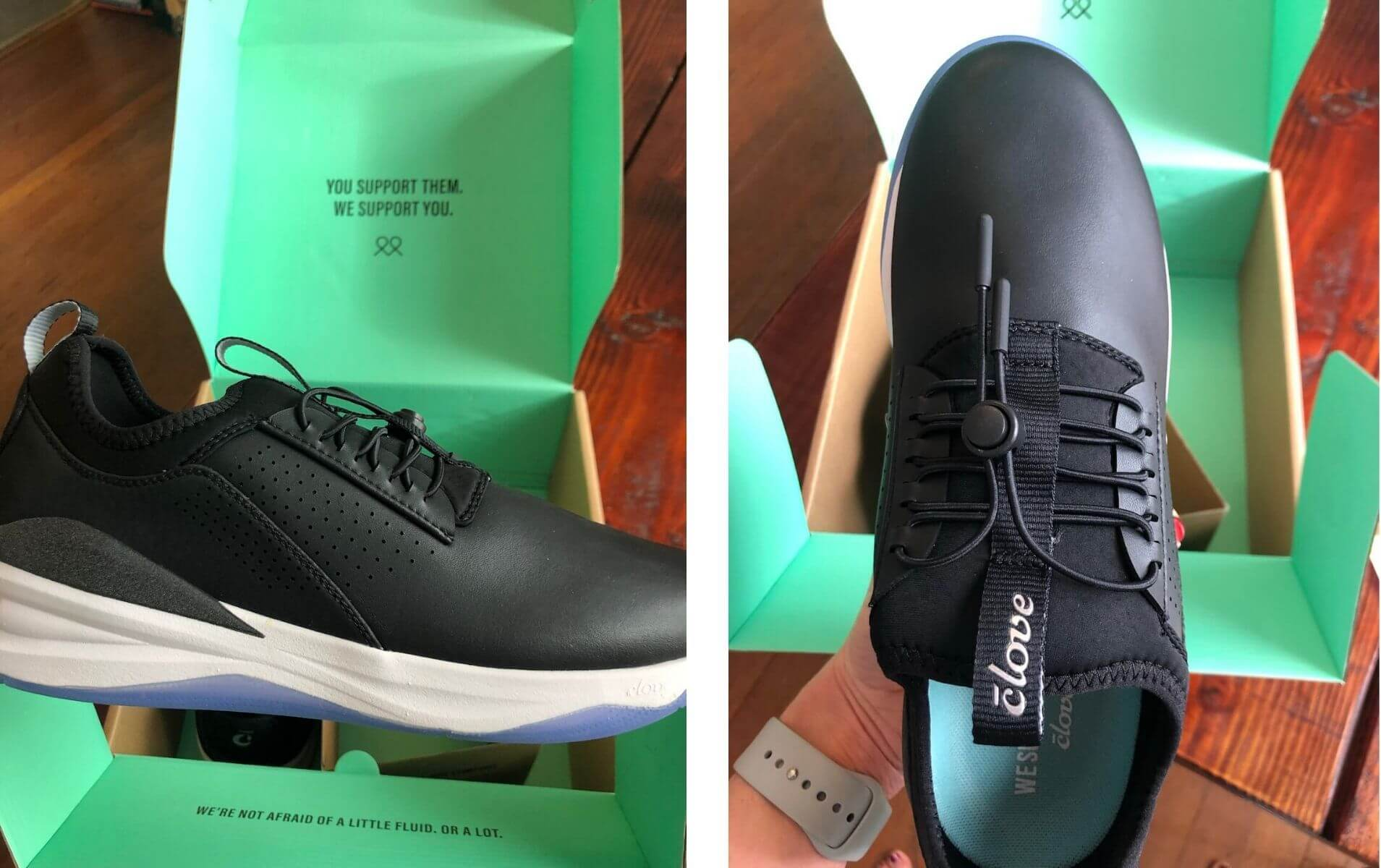 Tried & Trusted: Clove Sneakers Trusted Health