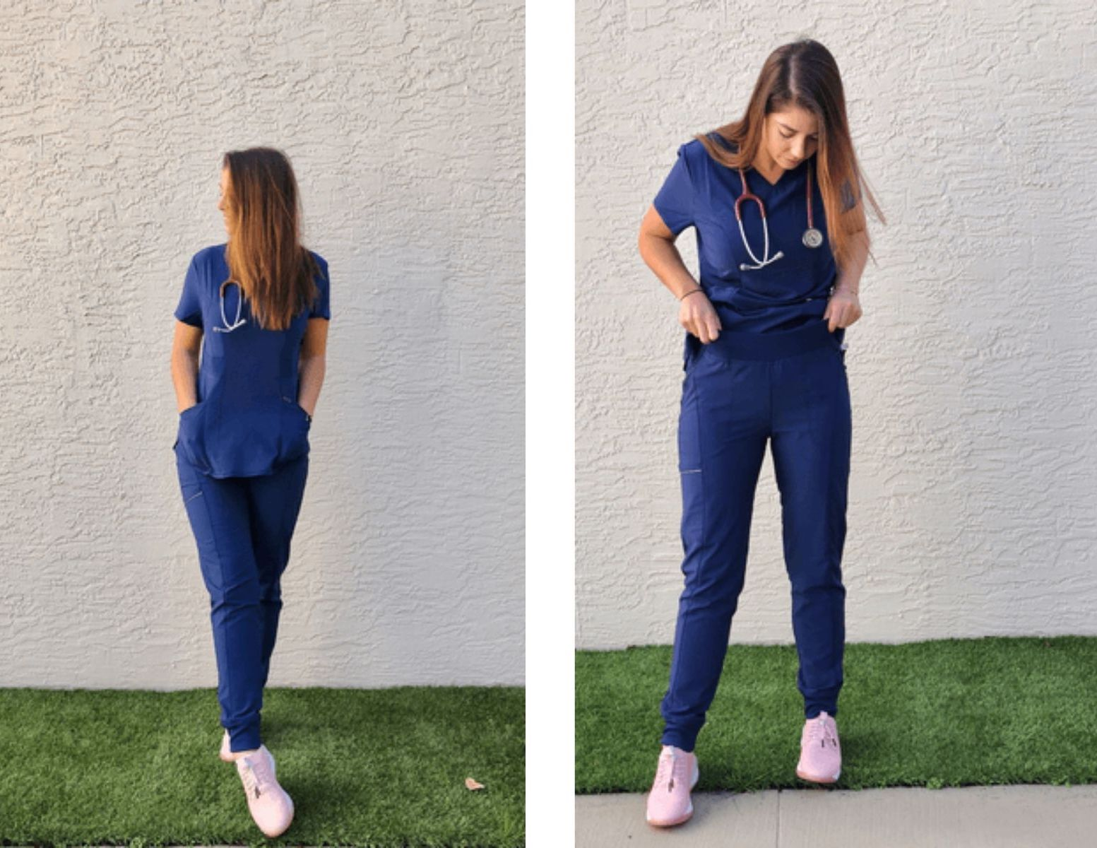 cherokee scrubs review fit and feel