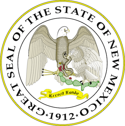 new mexico state government logo