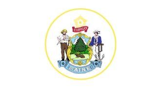 maine government logo