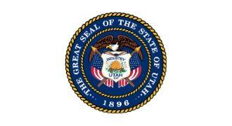 utah government logo