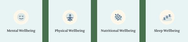 OSU trusted health WPP program four pillars mental wellbeing physical wellbeing nutritional wellbeing and sleep wellbeing
