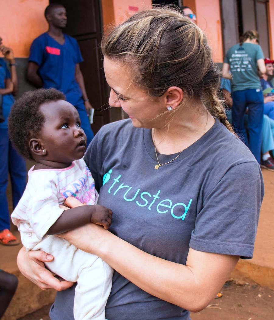travel nurse ashley rn on a medical mission trip