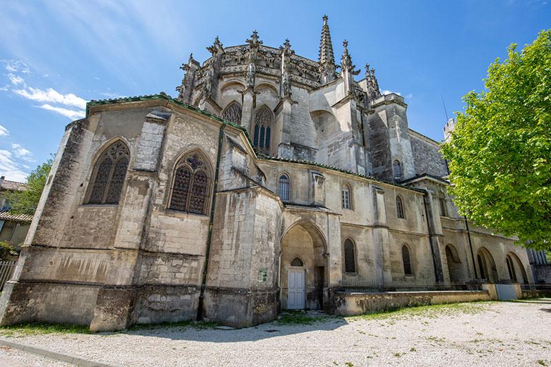 Cathédrale Saint-Vincent, Viviers