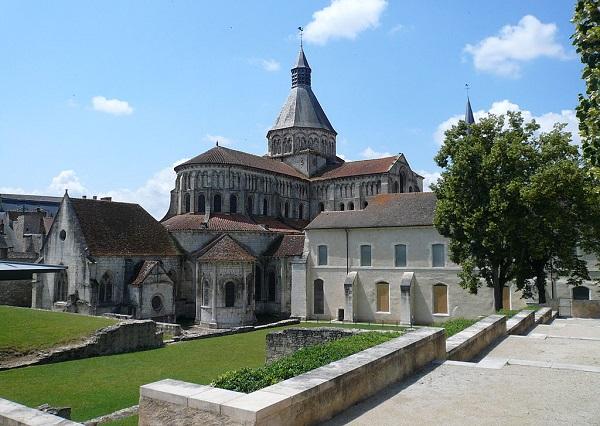 Priory at La Charite sur Loire