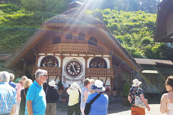 Largest Cuckoo Clock In The World