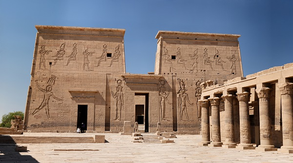 Temple of Isis Philae