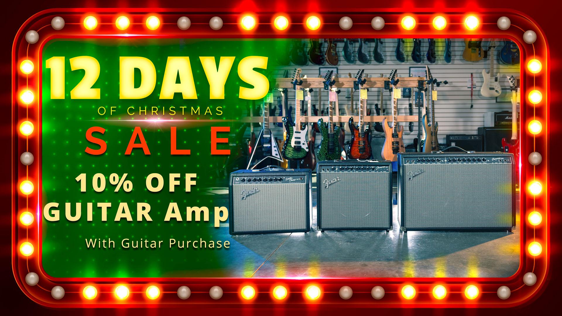 Wickham Road Music 25% Off Eden Bass Amps