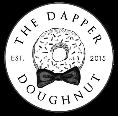 The Dapper Doughnut Logo