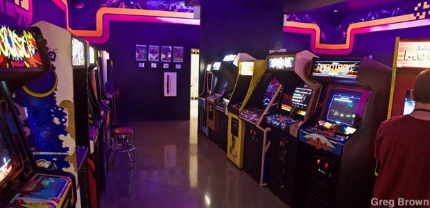 National Videogame Museum, Frisco, Texas