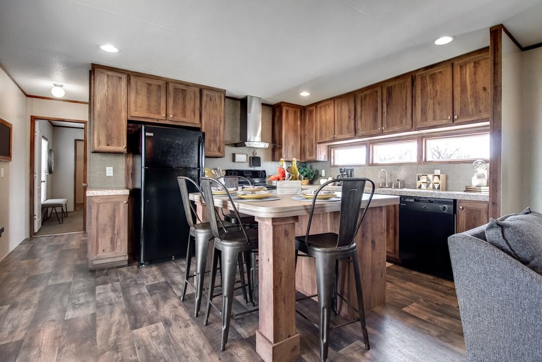 Manufactured Kitchen Trailer Homes For Sale Houston