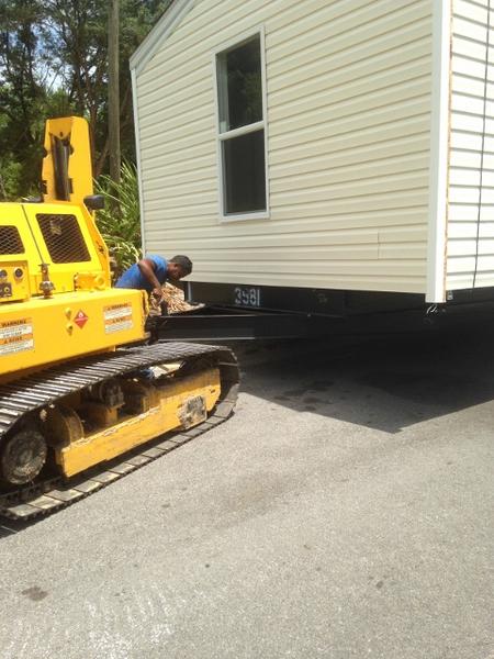 Machine On Wheels Trailer Homes For Sale Houston