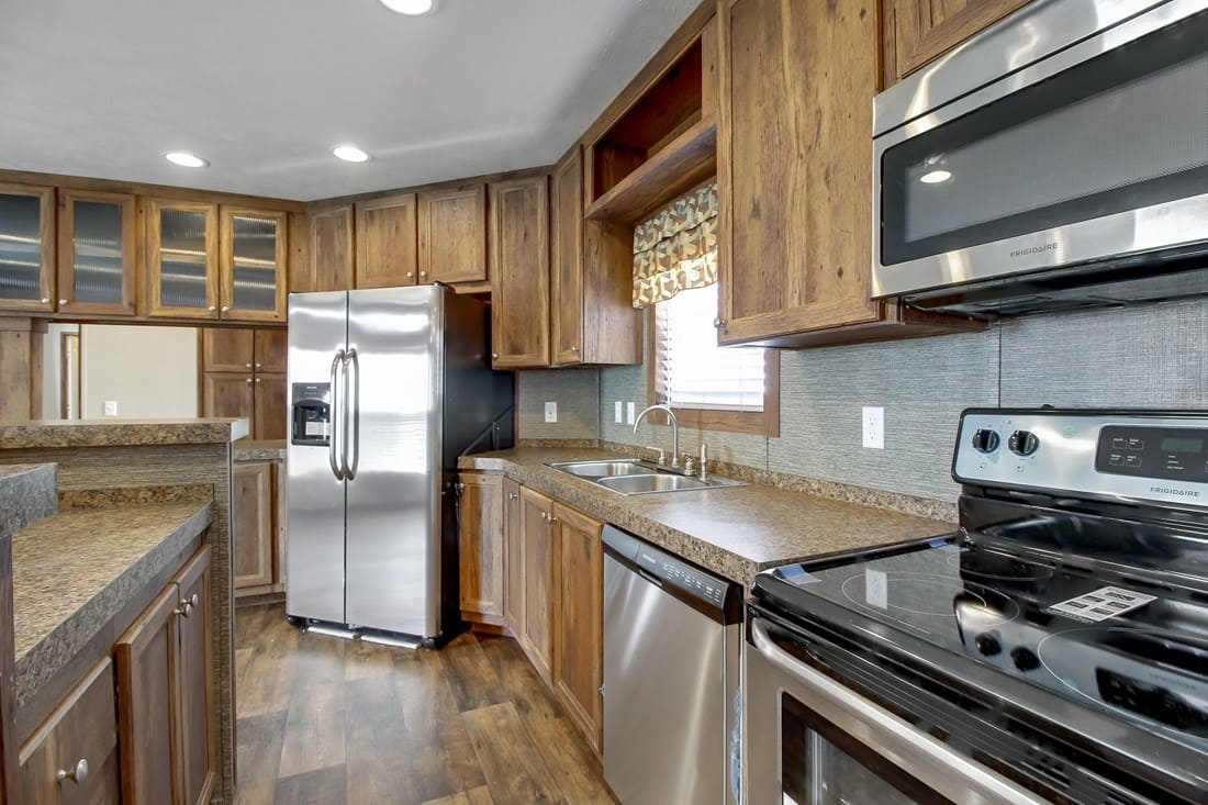 Kitchen Trailer Homes For Sale Houston