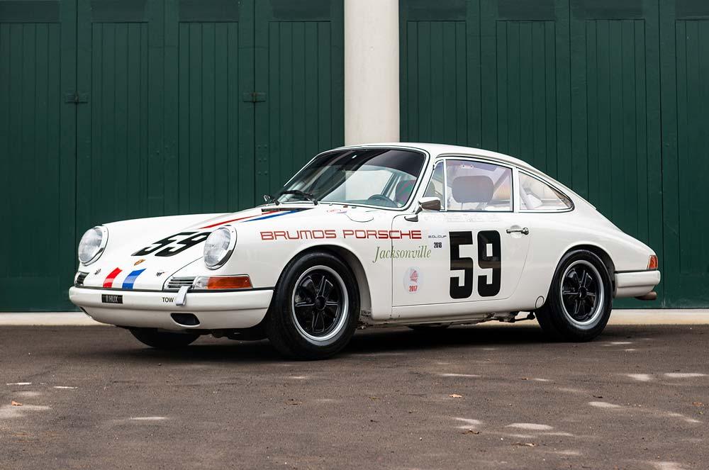 1965 Porsche 911 2.0 SWB Race Car