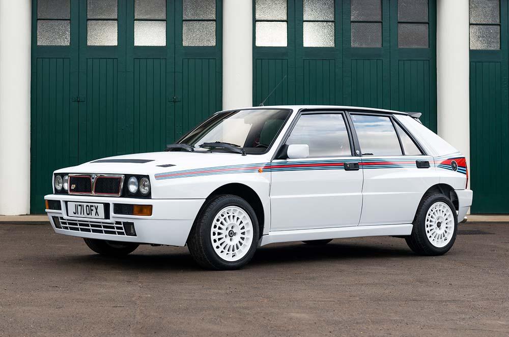 1992 Lancia Delta Integrale EVO 'Martini 5'