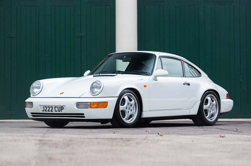 1992 Porsche 964 RS Lightweight
