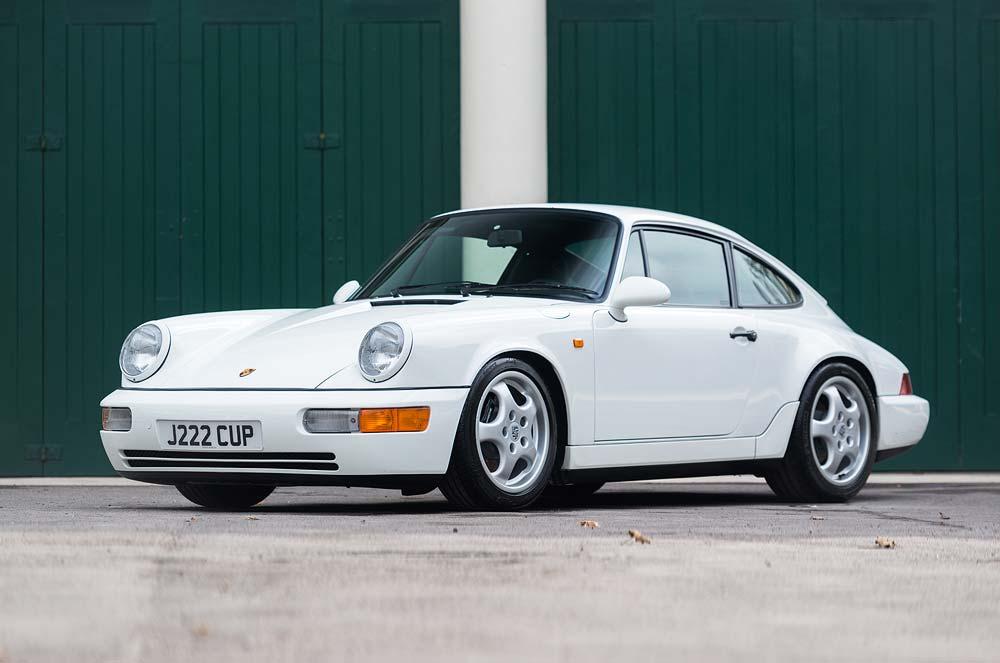 1992 Porsche 964 RS Lightweight