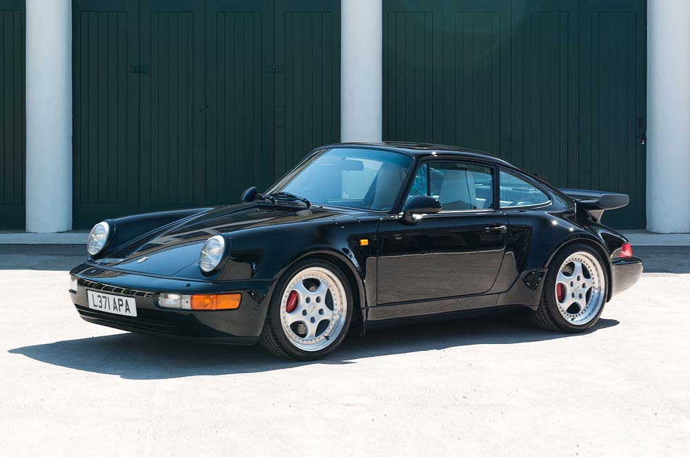 1993 Porsche 911 964 Turbo 3.6