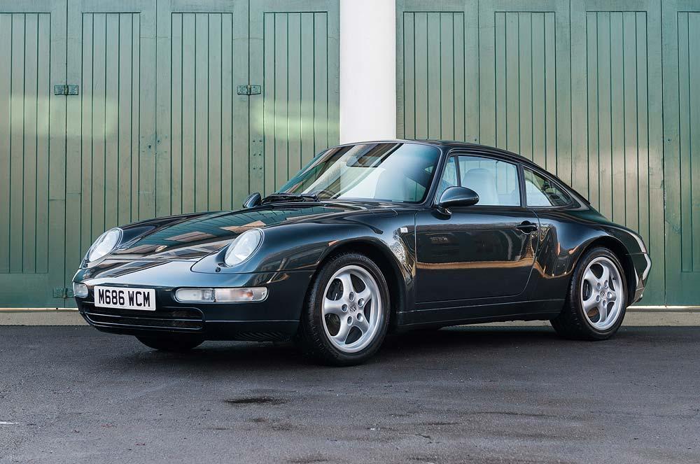 1994 Porsche 911 Carrera (993)