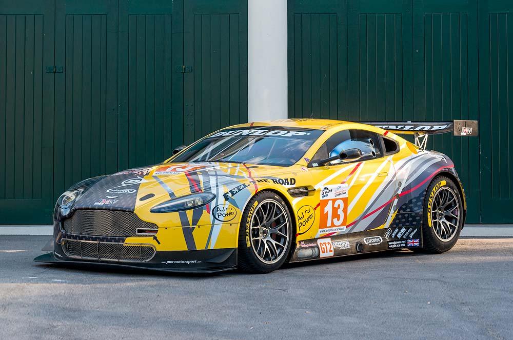 2010 Aston Martin Vantage GT2-006