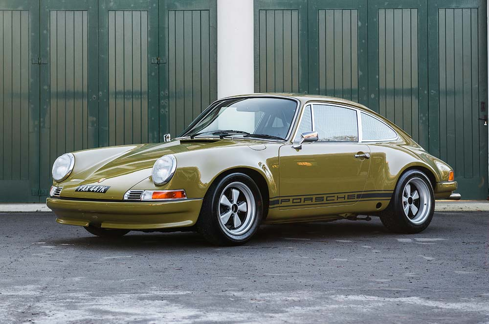 1972 Porsche 911 ST Special by Tuthill Porsche