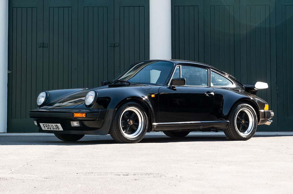 1989 Porsche 911 Turbo 3.3