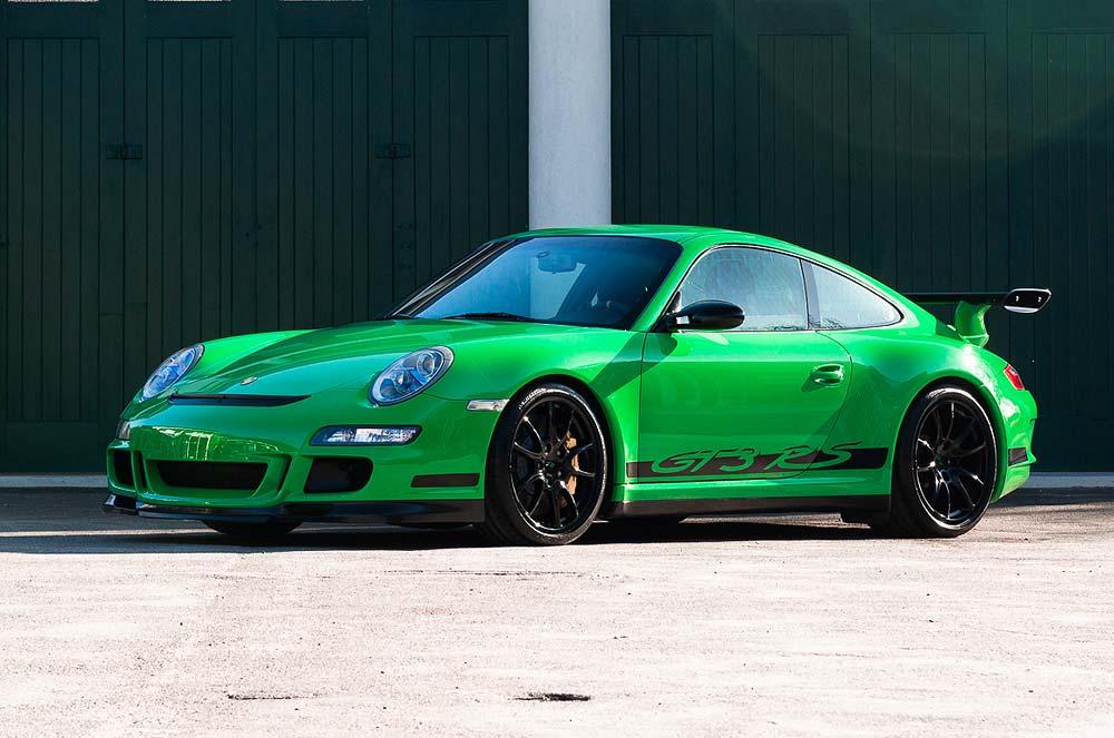 2008 Porsche 911 GT3 RS (997.1)