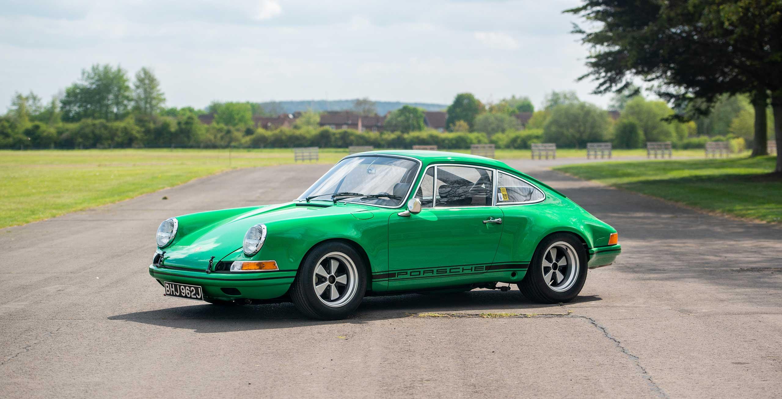 1971 Porsche 911 S-T