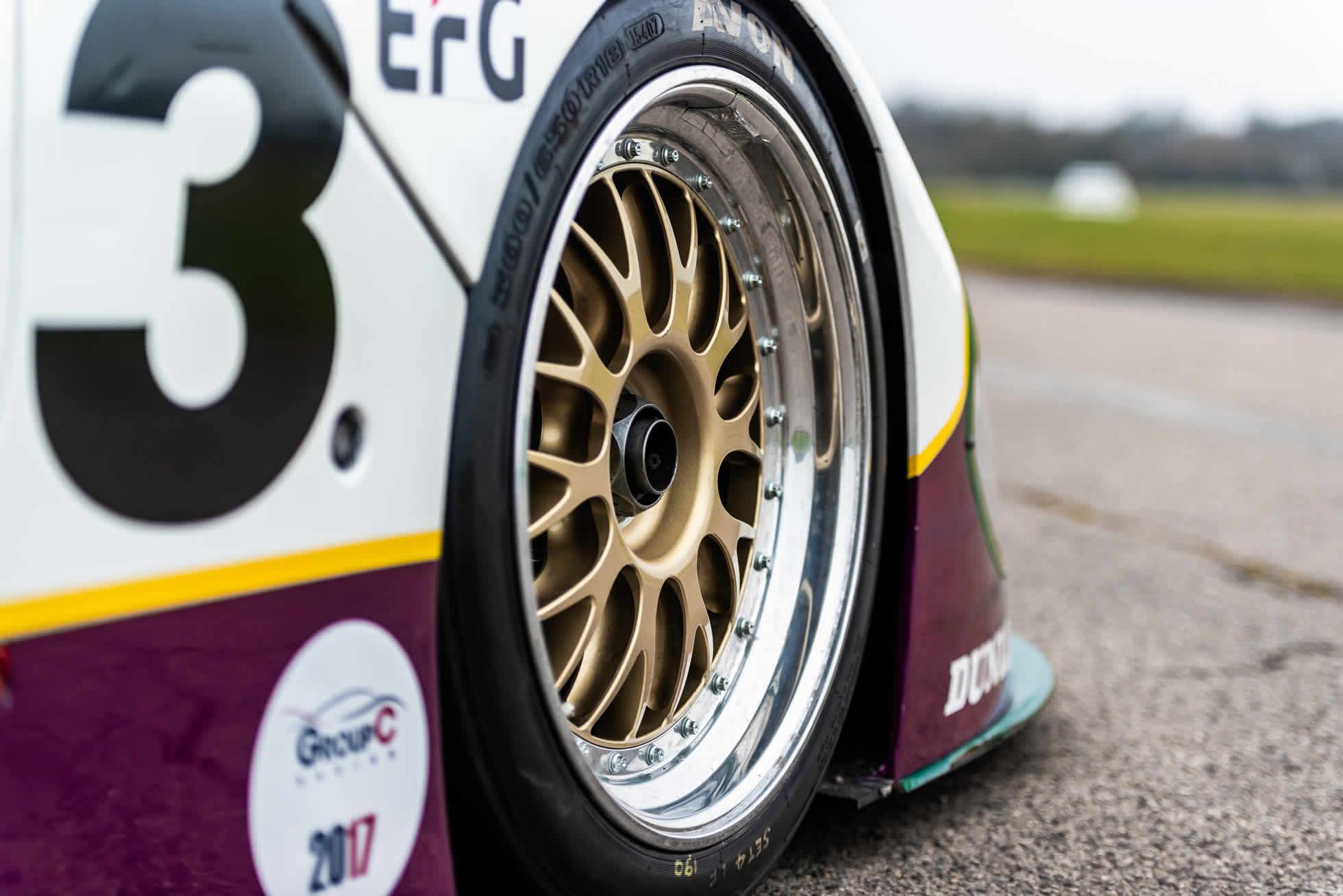 Fir Sale 1990 Jaguar XJR-12 wheels