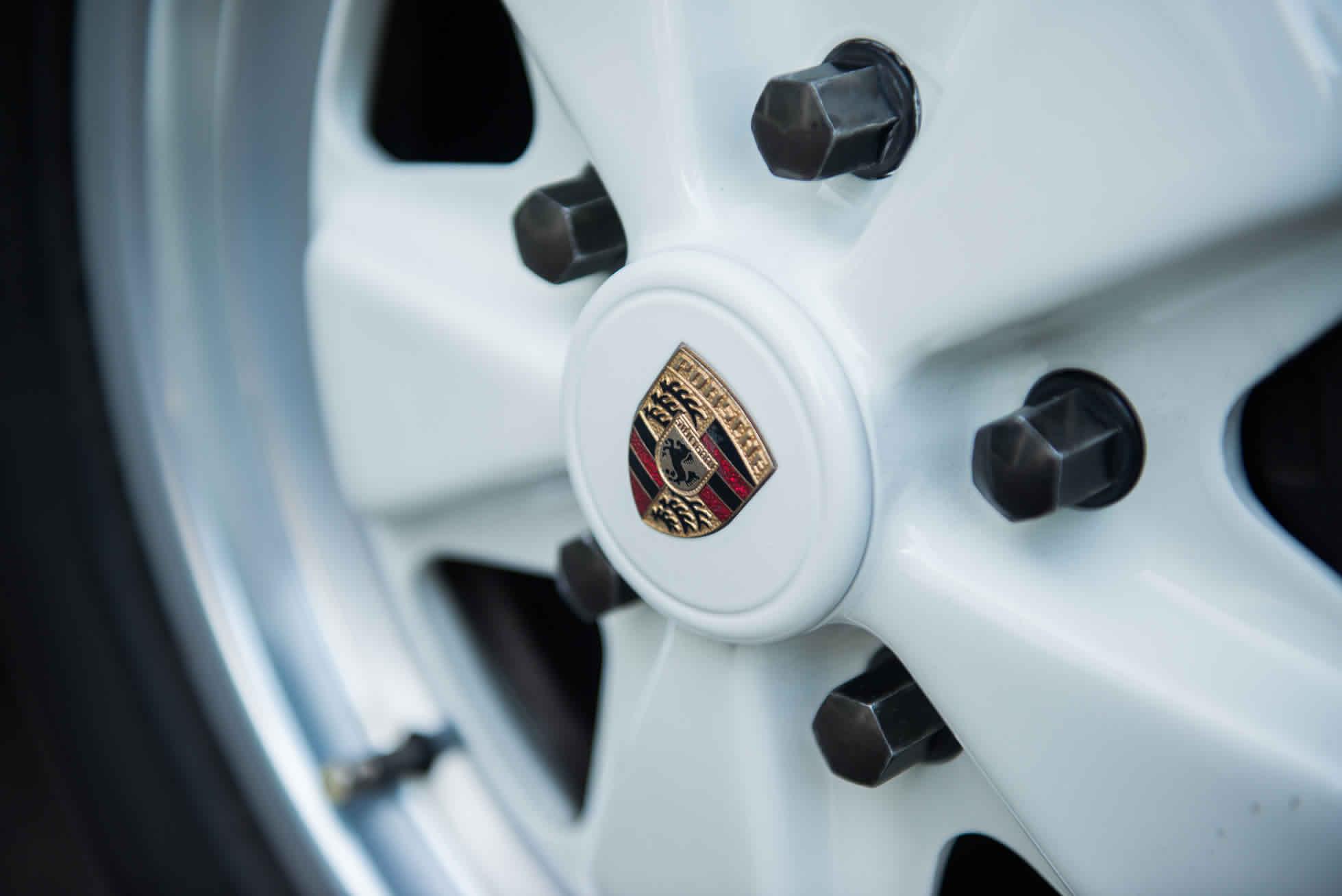 For Sale 1989 Porsche 3.2 Carrera Club Sport wheels