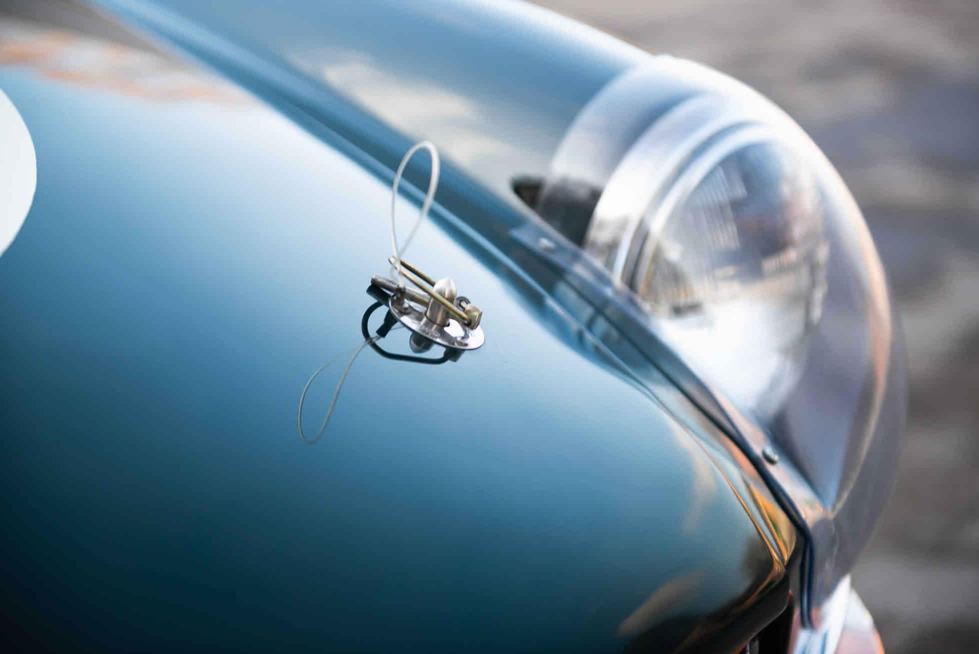 For Sale 1964 MGB Roadster FIA Race Car light