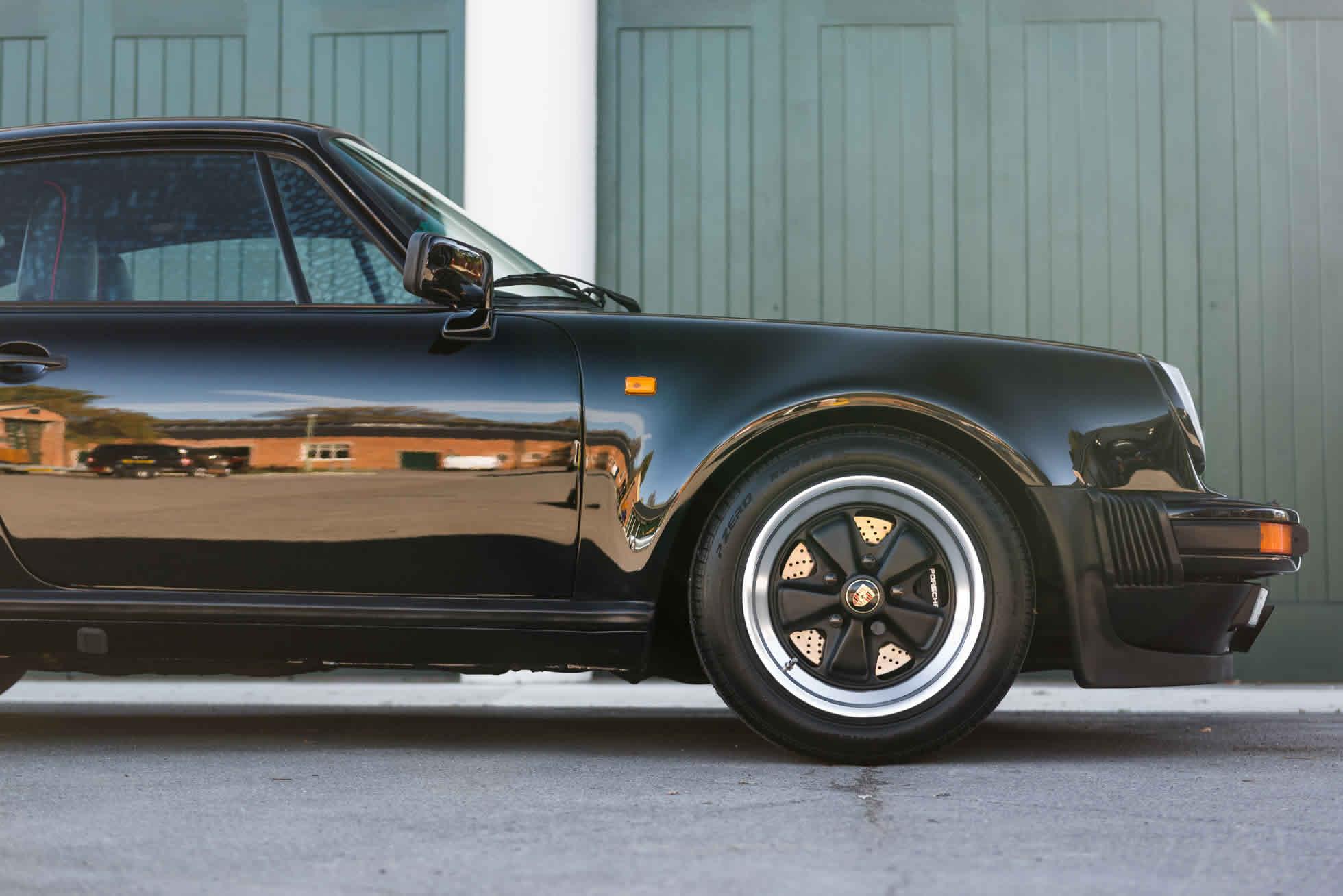 For Sale 1989 Porsche 930 3.3 Turbo side