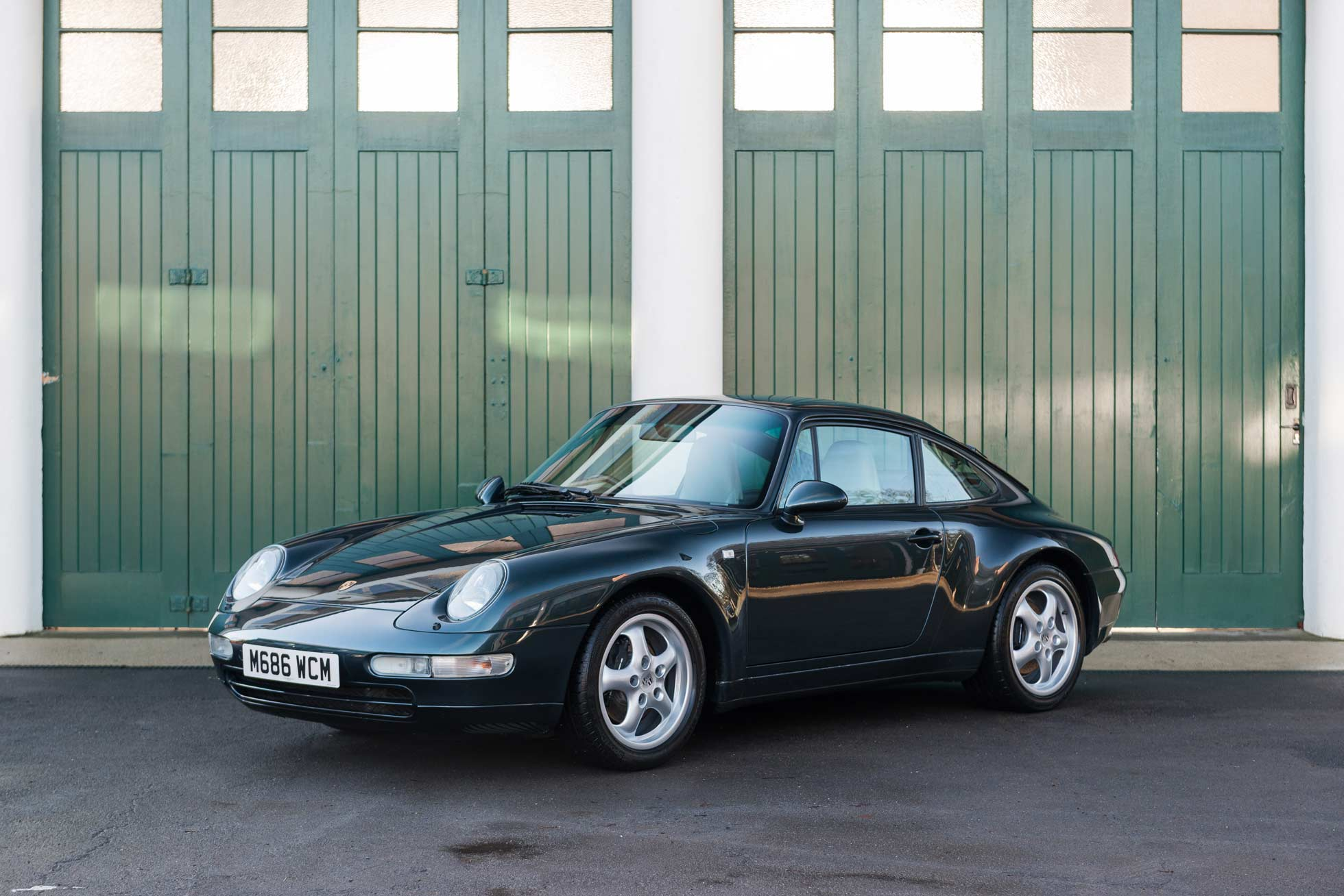 For Sale 1994 Porsche 911 Carrera (993) main view