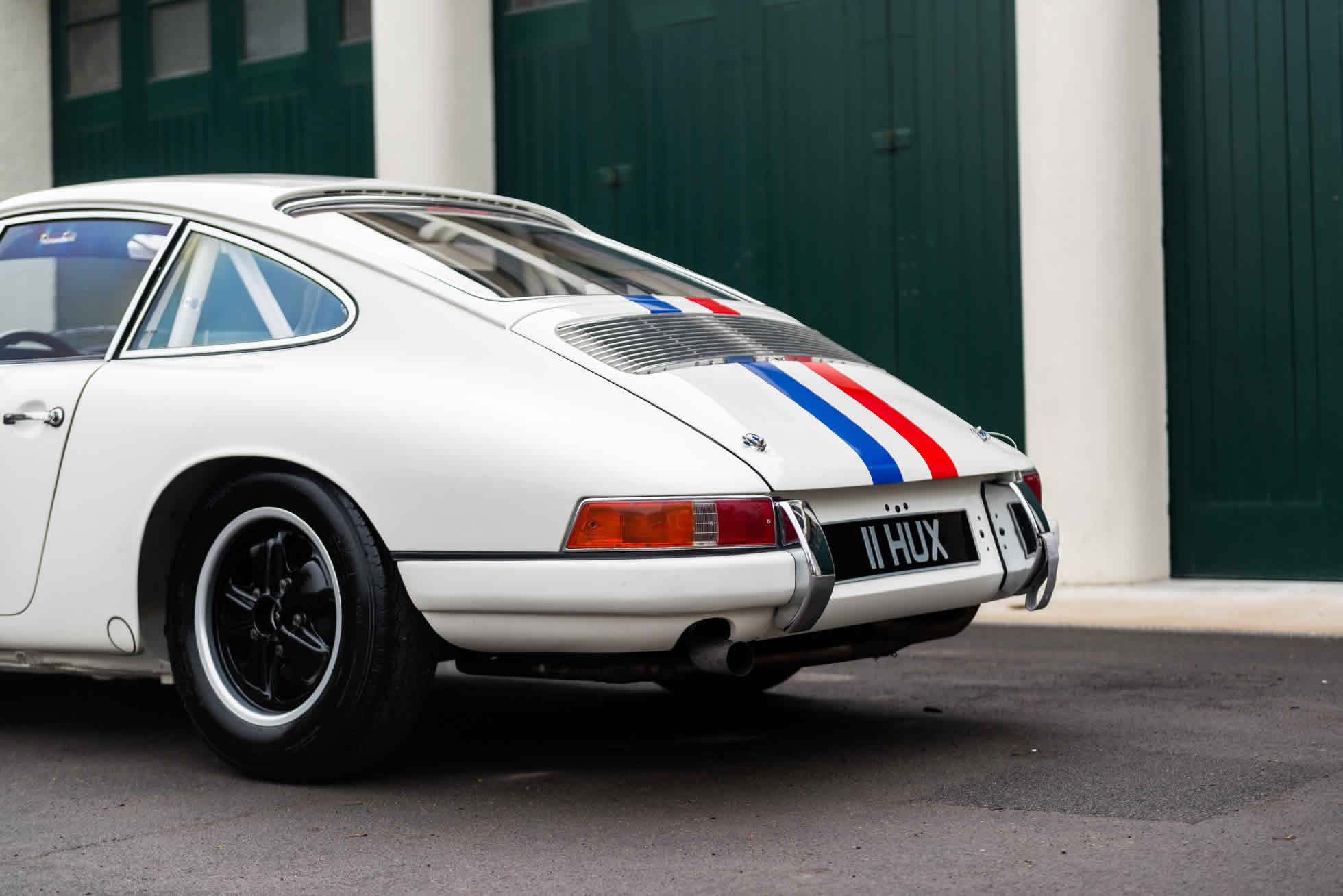 For Sale 1965 Porsche 911 2.0 SWB Race Car rear