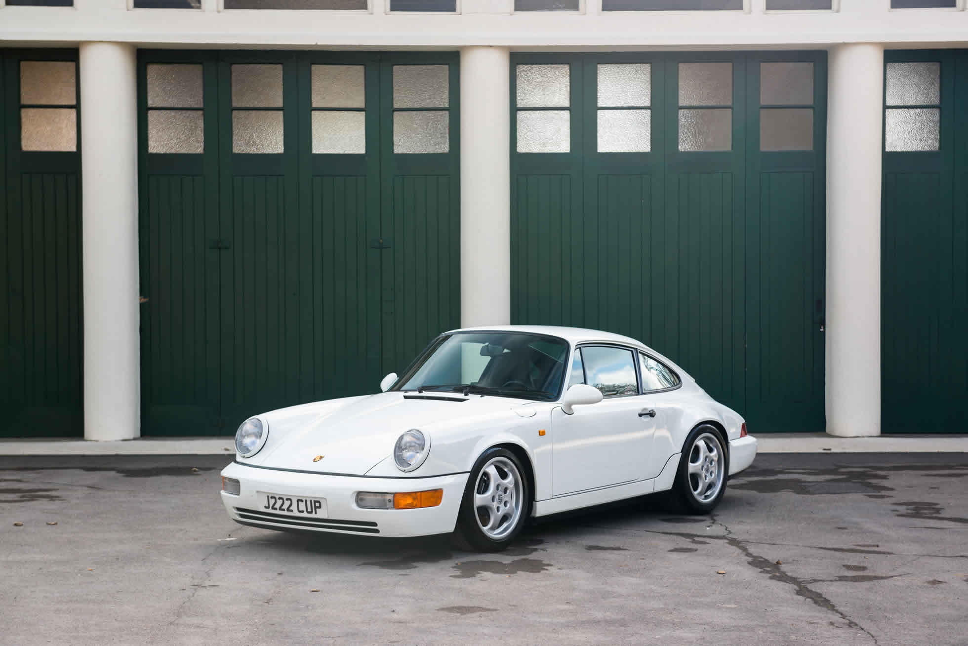 For Sale 1992 Porsche 964 RS Lightweight main view