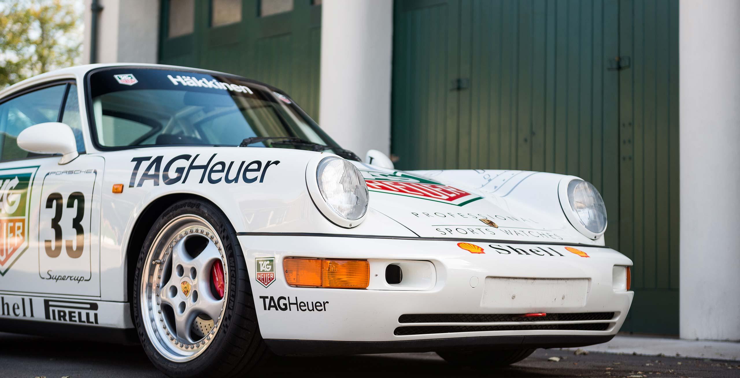 1991 Porsche 964 Carrera Cup
