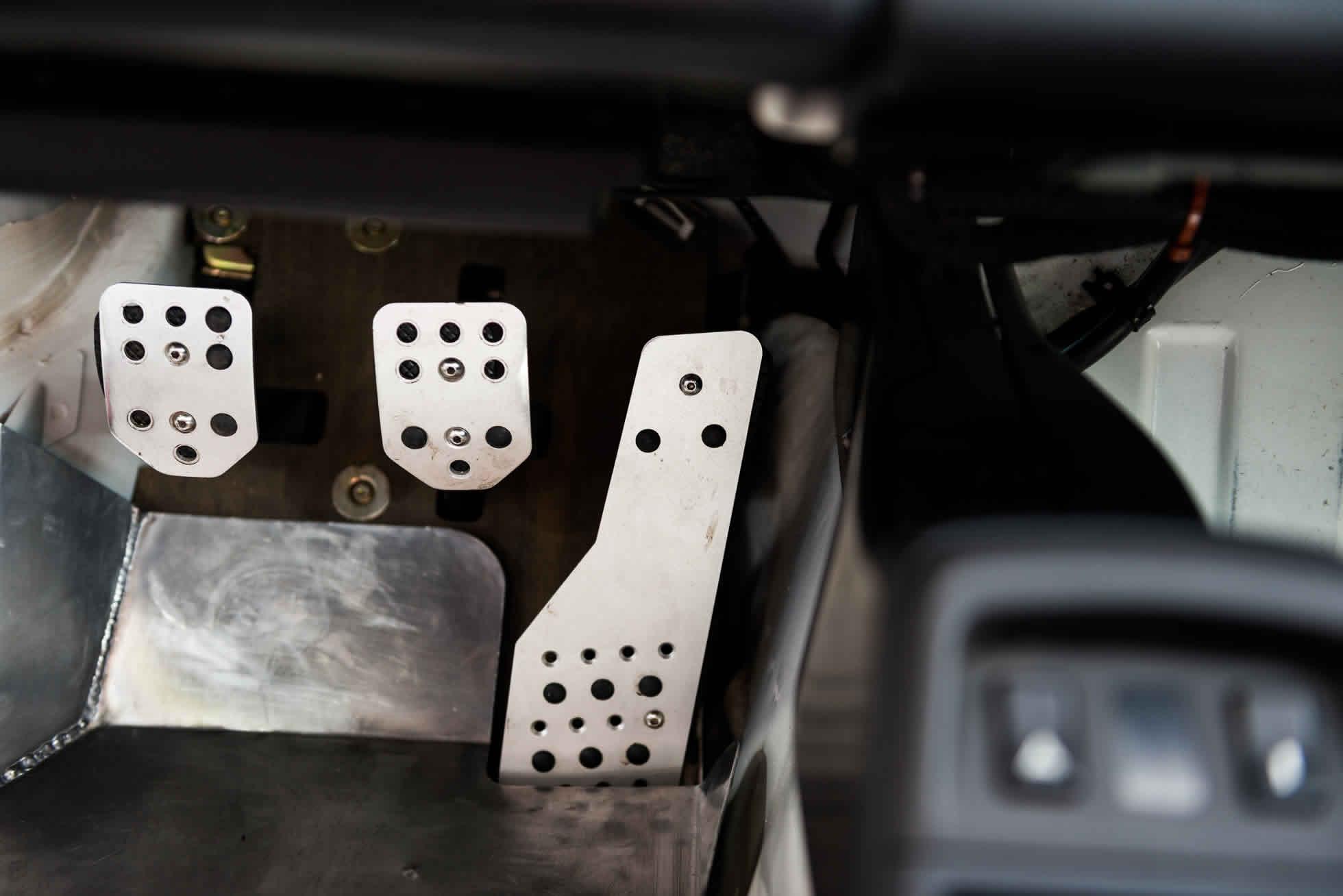 For Sale 1991 Porsche 964 Carrera Cup foot pedals