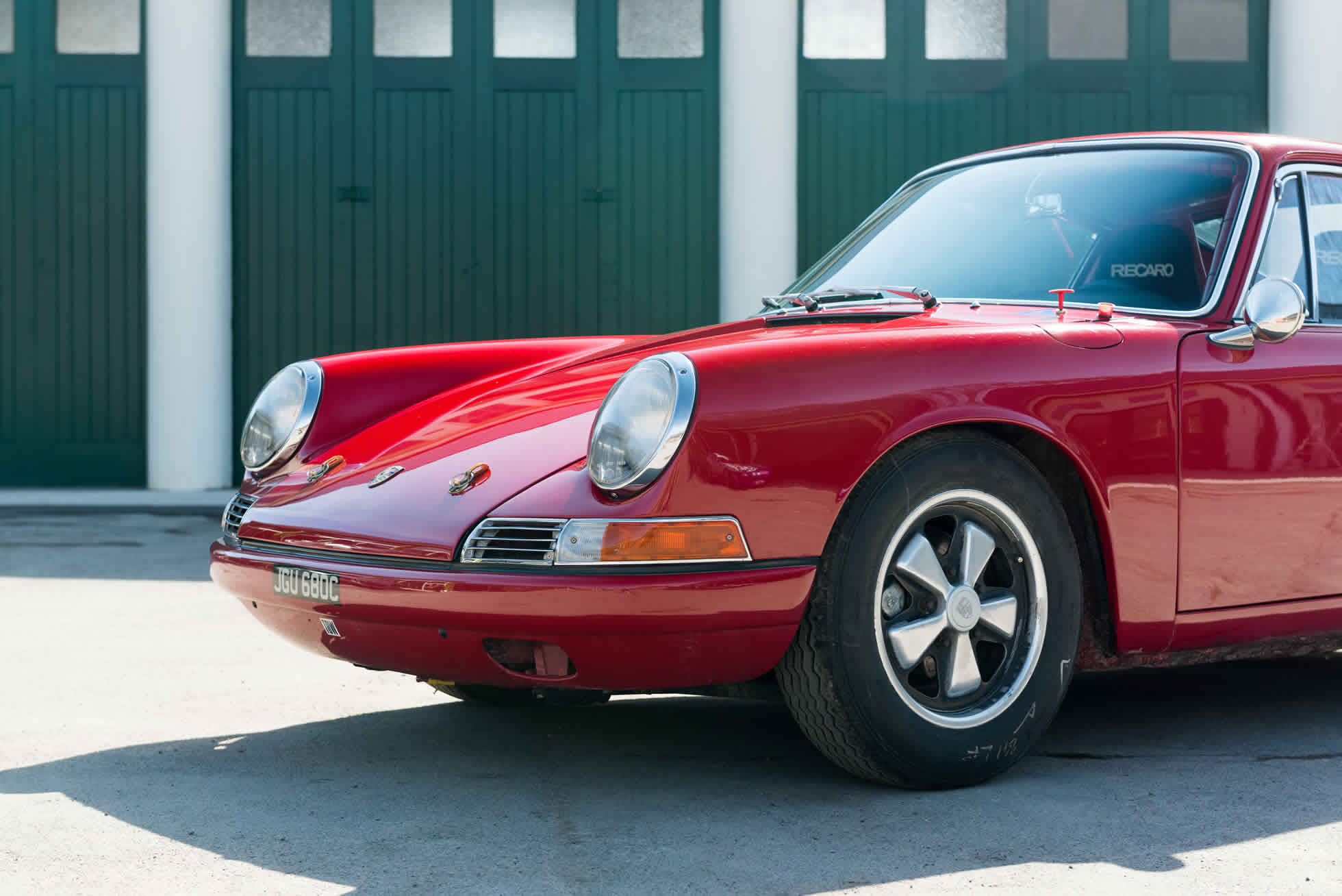 For Sale 1965 Porsche 911 front view
