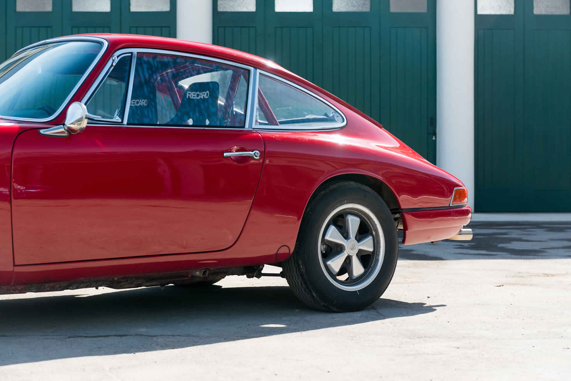 For Sale 1965 Porsche 911 rear view