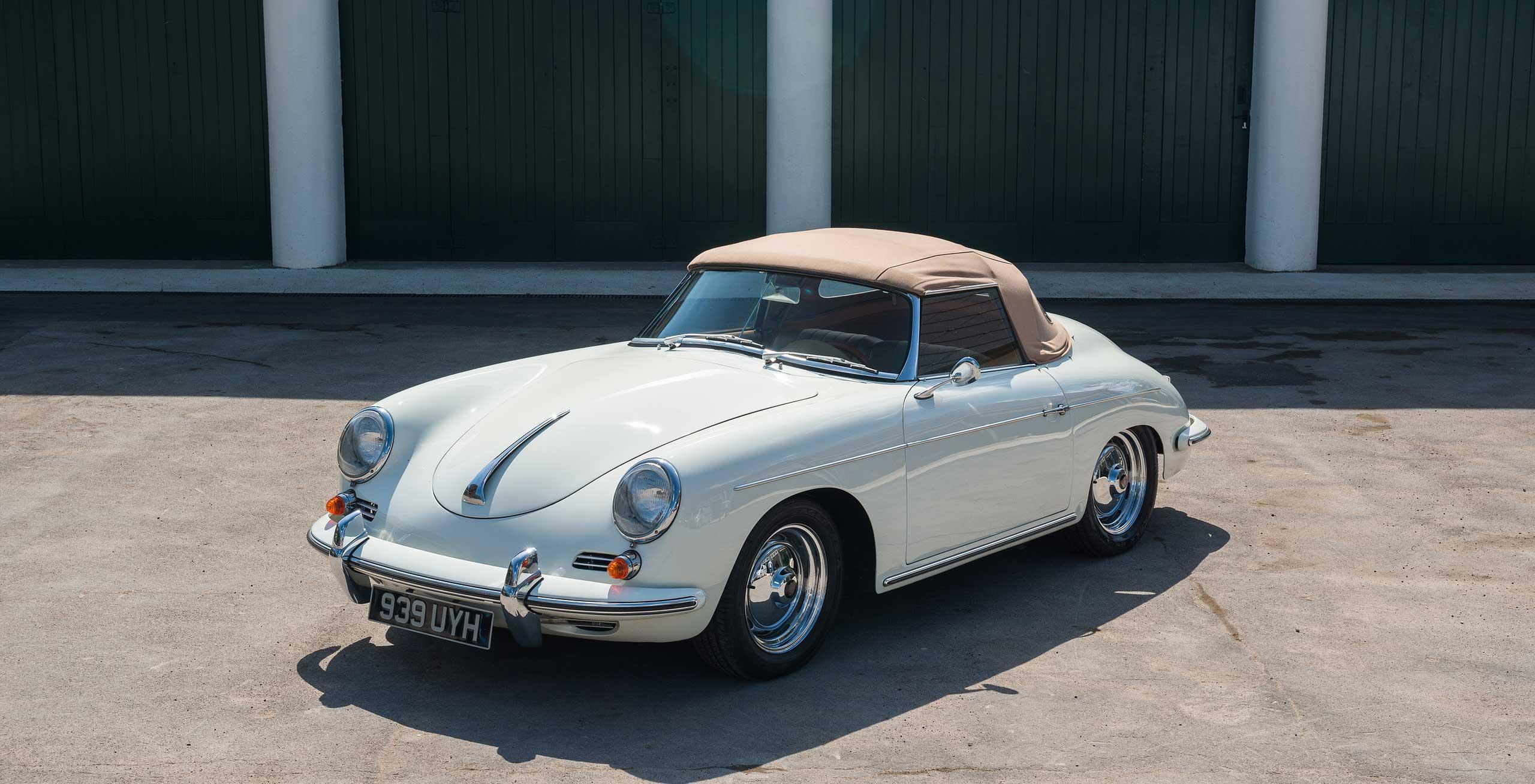 1961 Porsche 356B S90 Roadster