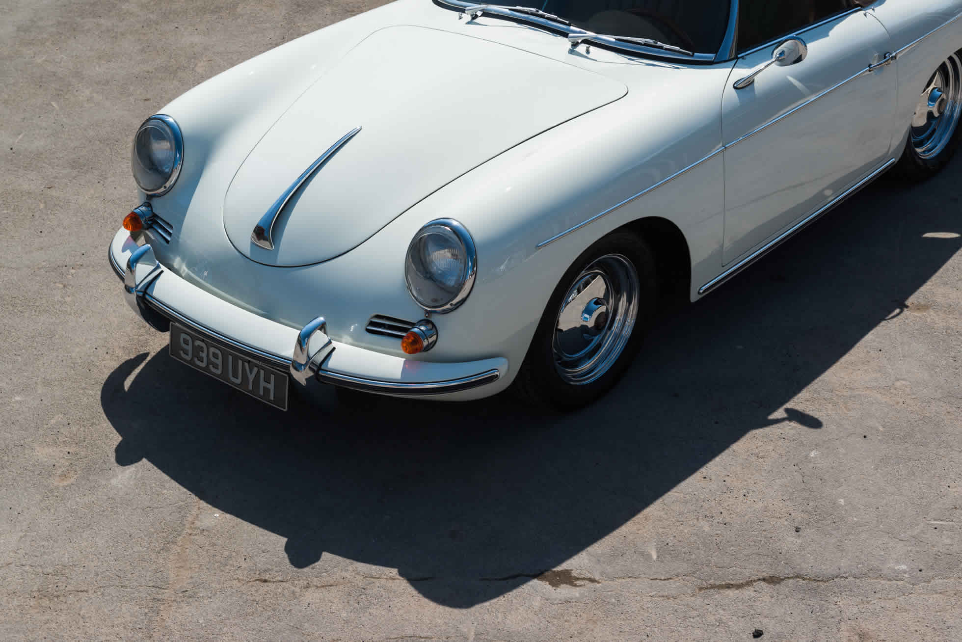 For Sale 1961 Porsche 356B S90 Roadster front view