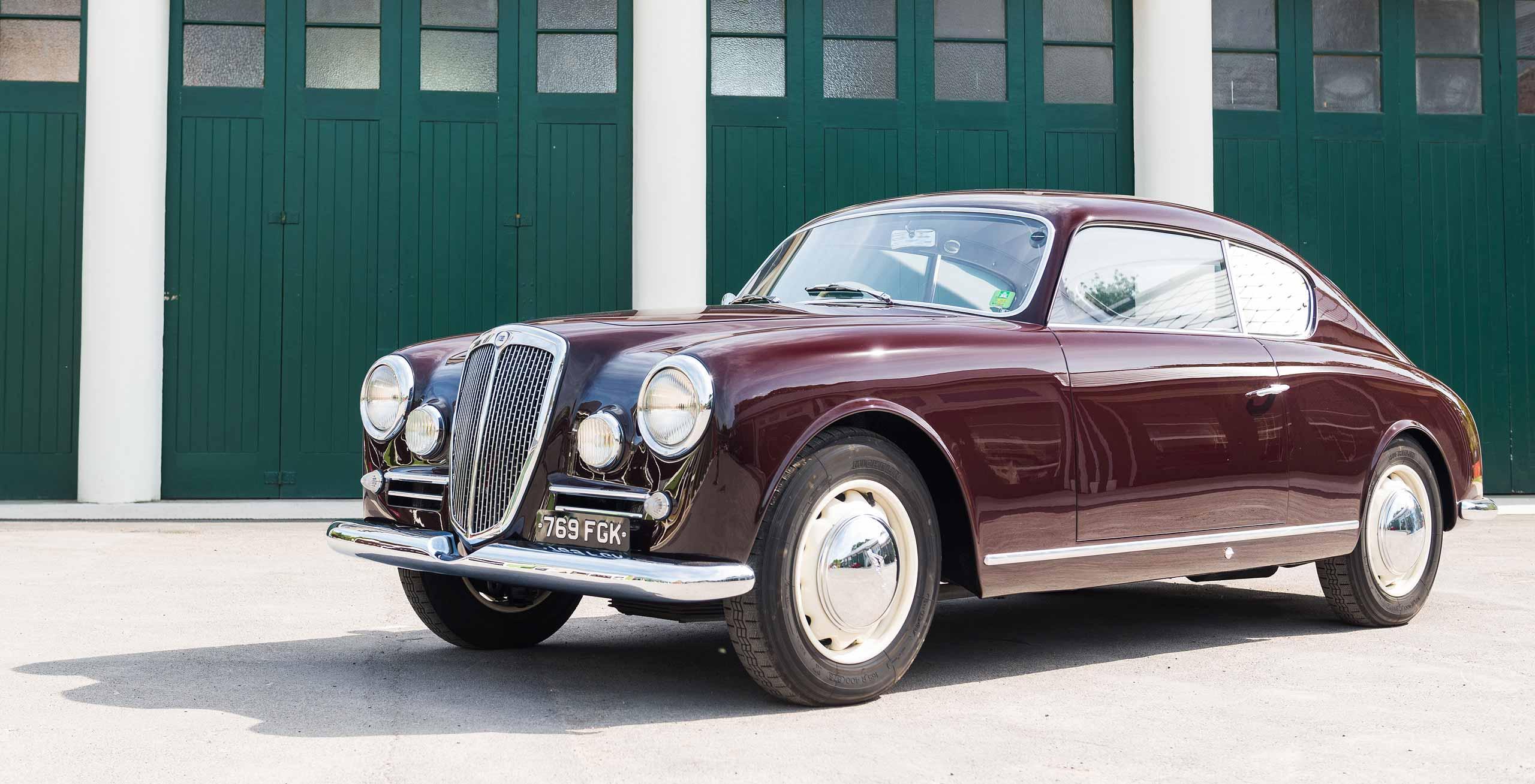 1953 Lancia Aurelia B20GT Series III Coupe