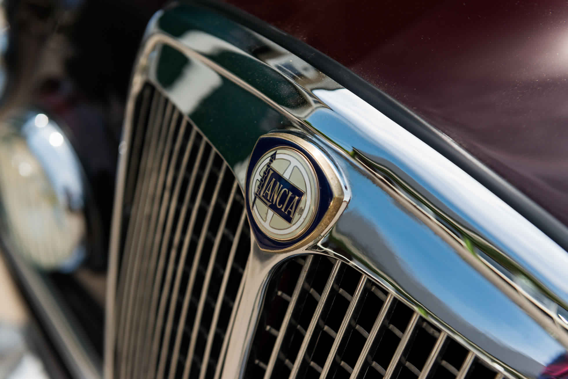 For Sale 1953 Lancia Aurelia B20GT Series III Coupe grill
