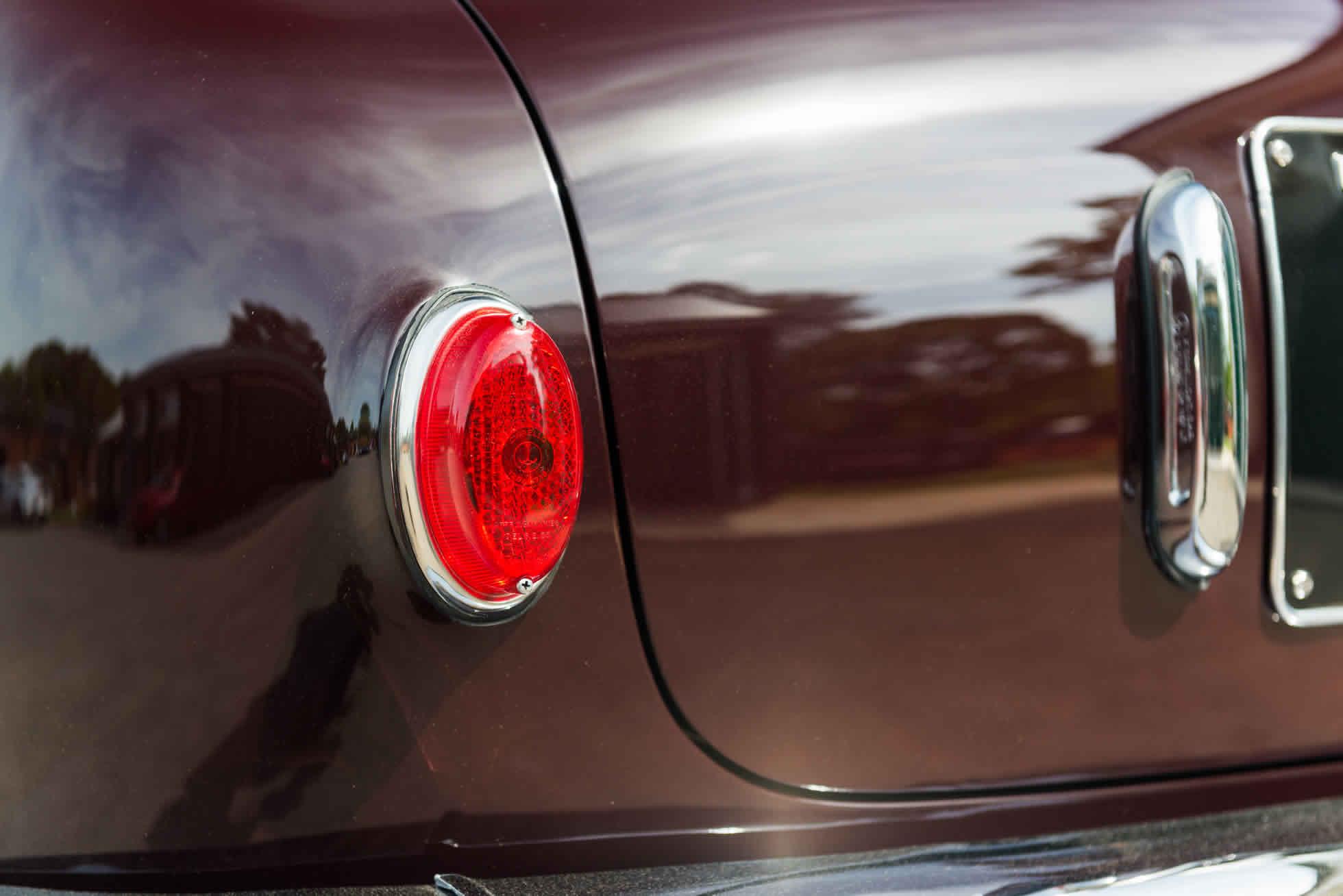 For Sale 1953 Lancia Aurelia B20GT Series III Coupe rear light