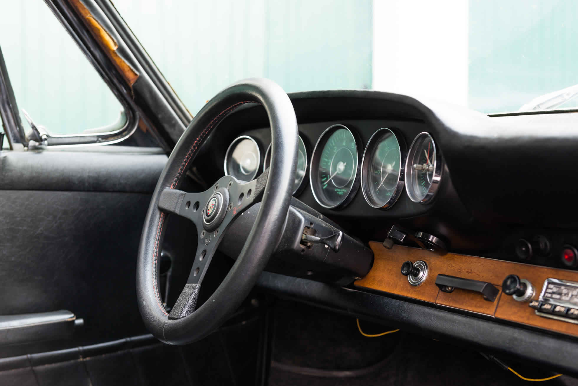1966 Porsche 911 For Sale interior