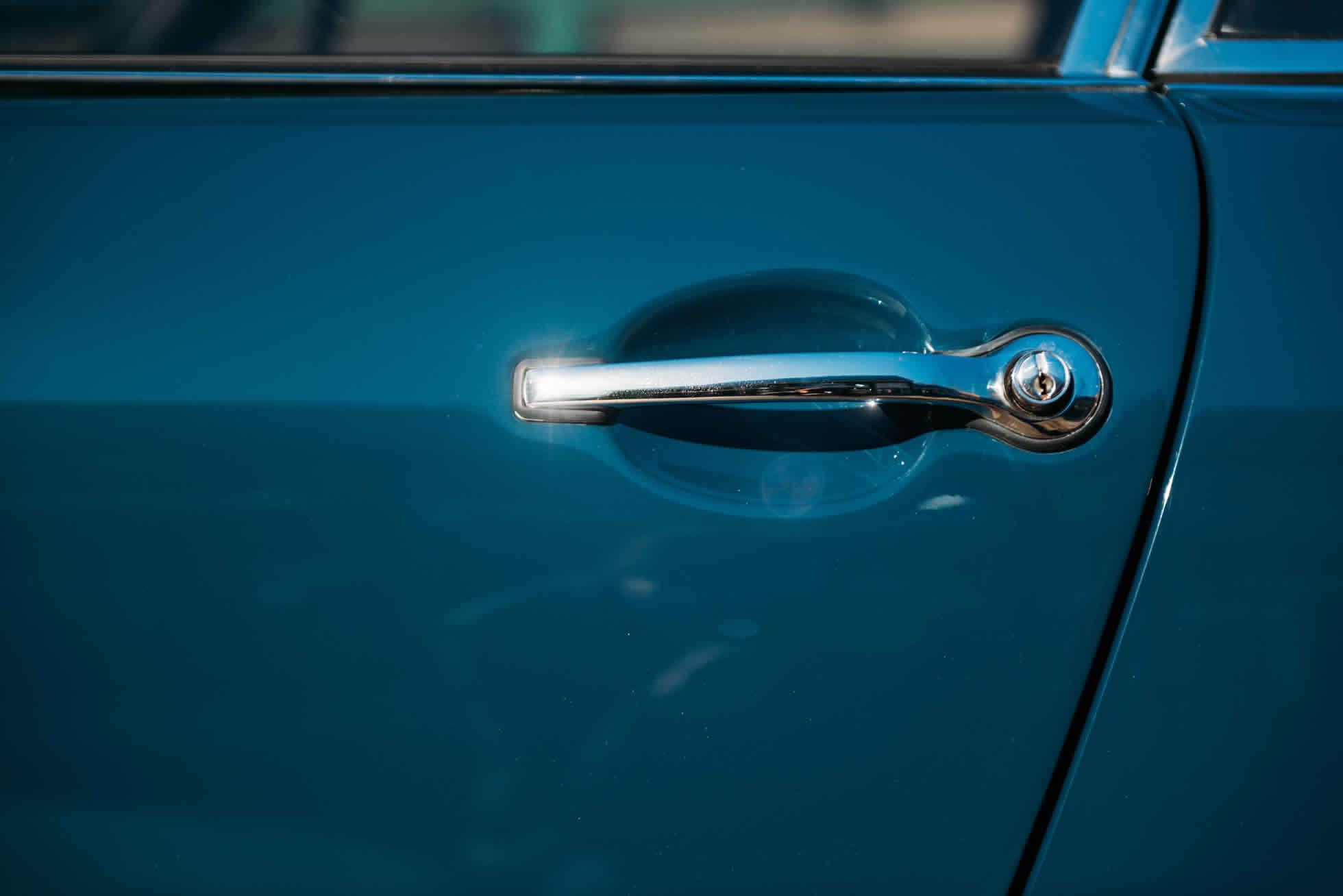 For Sale 1967 Porsche 911 S door handles