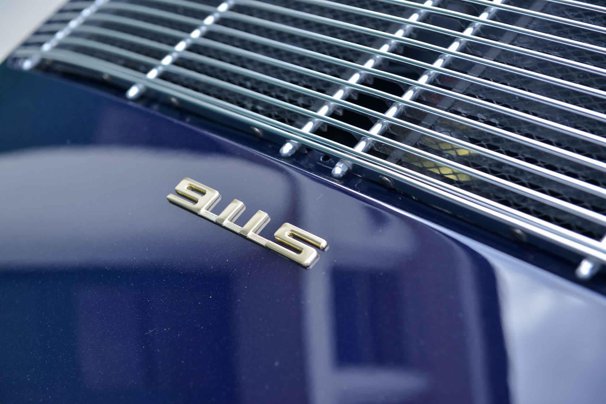 For Sale 1968 Porsche 911 S rear badging