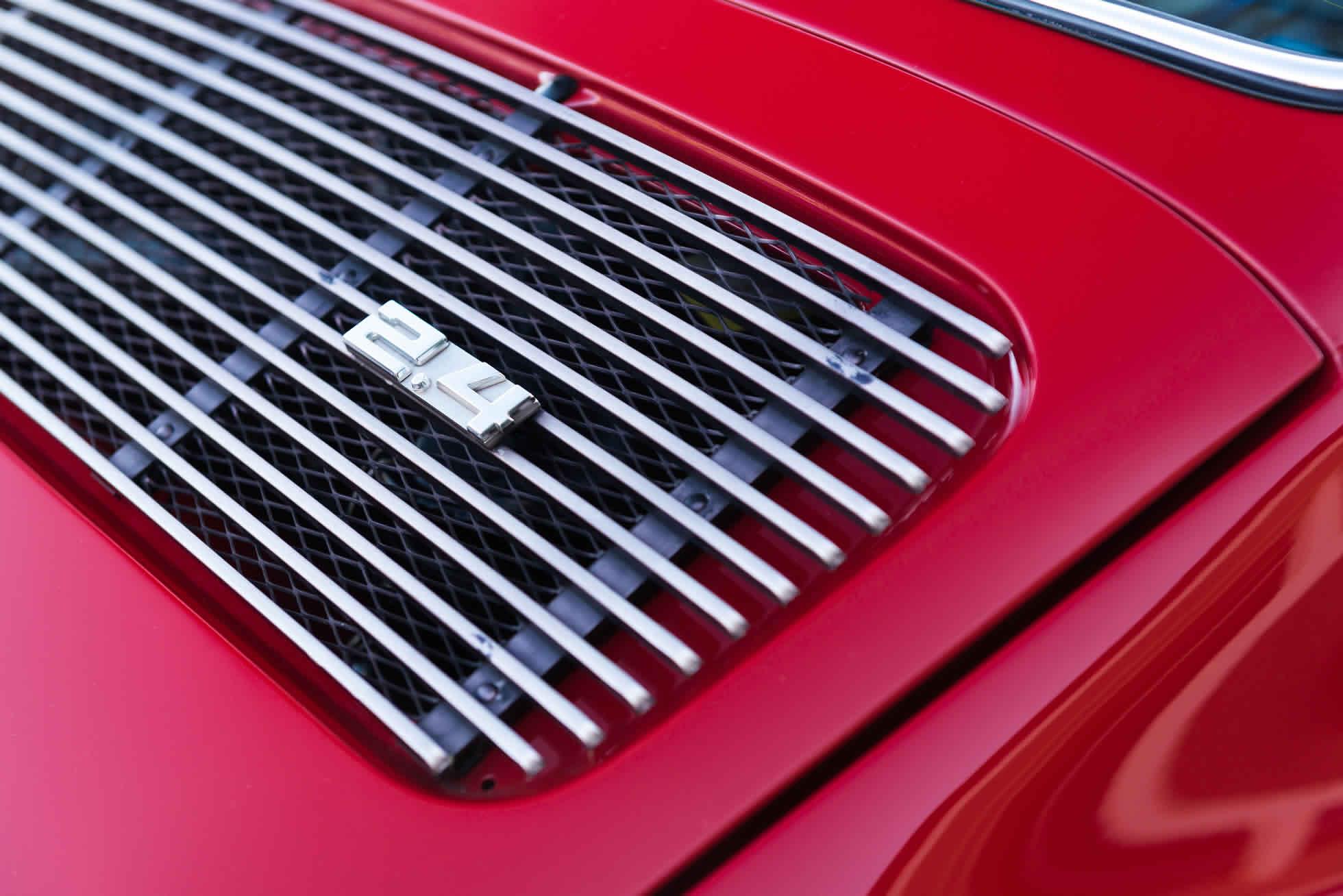 For Sale 1973 Porsche 911 T 2.4 grill