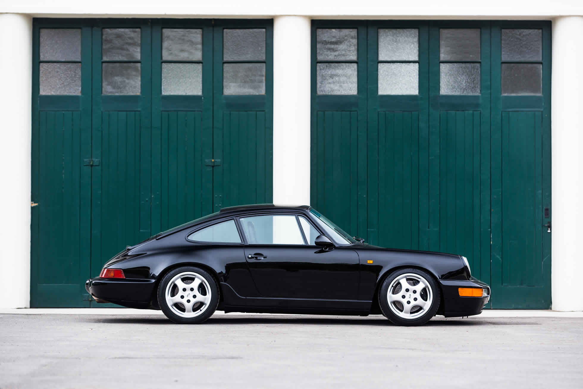 For Sale 1992 Porsche 964 RS Lightweight side view