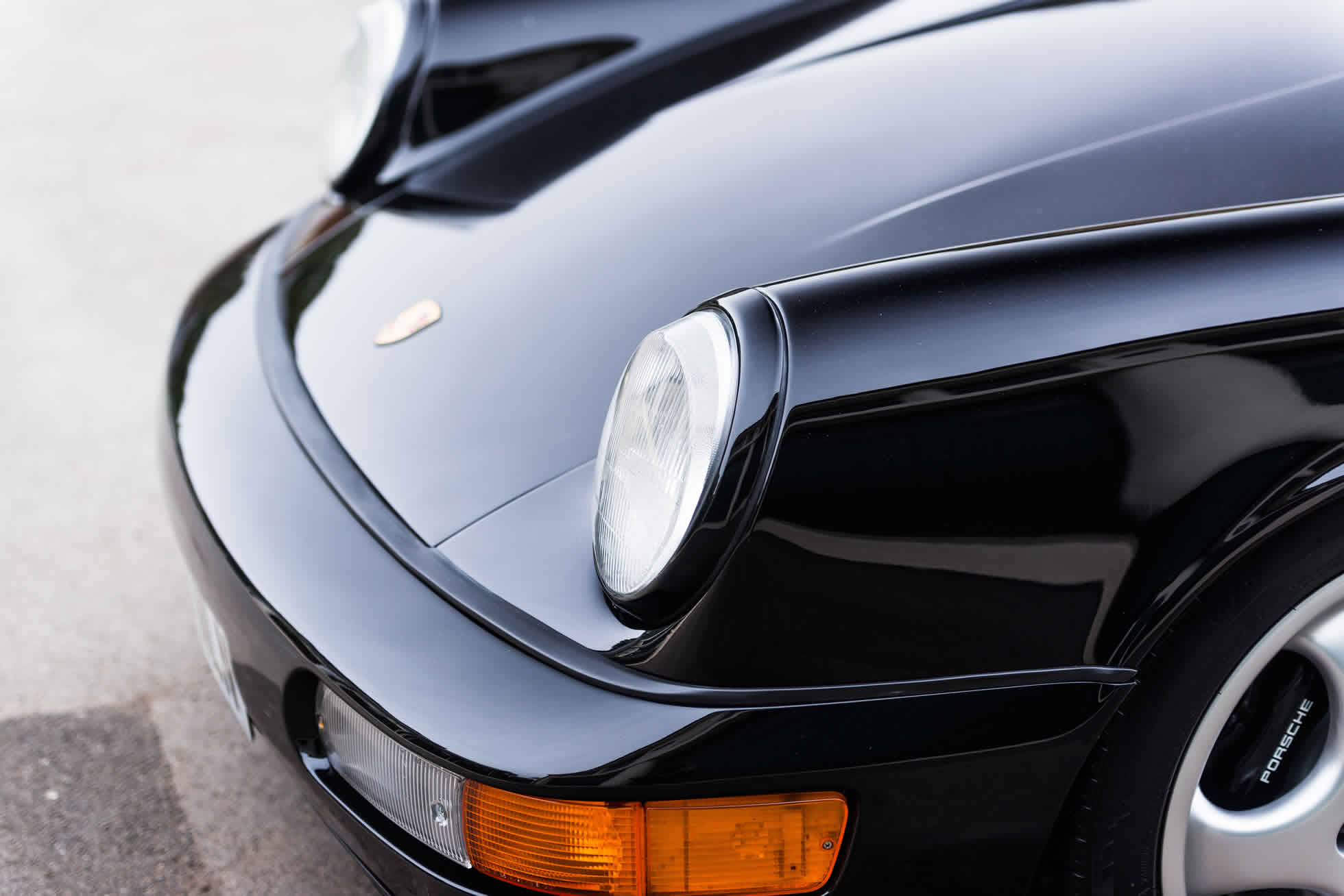 For Sale 1992 Porsche 964 RS Lightweight front view